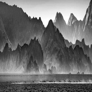 PhotoVivo Silver Medal - Hongxin Lin (China) <br /> Innumerable Mountains And Valleys